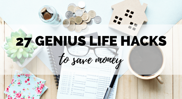 life hacks to save money